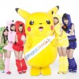 Momoiro Clover Z has released a short dance video for Mitemite☆Kocchicchi, the ending theme for Pokémon Best Wishes. The song is also the 3rd track of the normal edition versions of their 8th single Otome Senso, which will be released on...